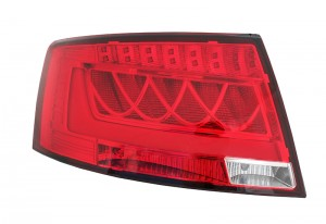 06-08 Audi A6 LED Tail Lights Lamp