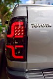 15-16 TY NEW HILUX REVO LED Tail Lamp (Smoke)