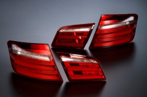 2010-2016 BMW M5 F10 LED Tail Light Lamps