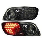 03-06 Mazda3 5D LED Tail Lights Lamp (Smoke)