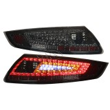 05-09 PS 997 911 Carrera LED Tail Lights Lamp (Smoke)