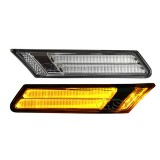05-09 PS 997 911 Carrera LED Side Marker Lights Lamp