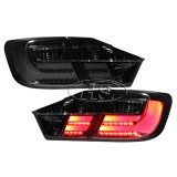 12-13 TY Camry LED Light Bar Tail Lights Lamp (Smoke)