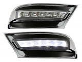 09-11 TY Camry LED DRL Daytime Running Lights Lamps