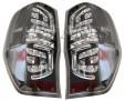 12-15 FD Ranger LED Light Bar Tail Lights Lamp (Black)(V2)