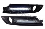 14-15 Nissan Sentra LED DRL Daytime Running Lights Lamps