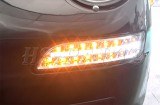 05-09 PS 997 LED Bumper Lights Lamp sequential signals (version II)